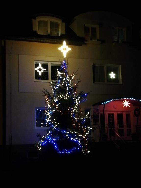 Vánoční stromek 2018